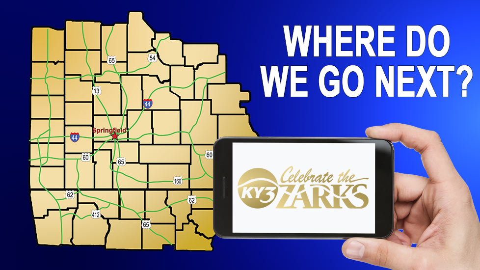 KY3 Celebrate the Ozarks - Where Do We Go Next?