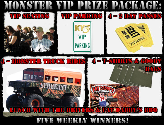 VIP Prize Package