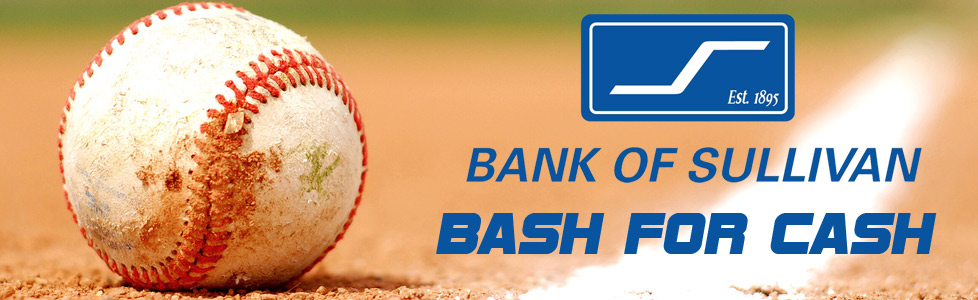 Bank of Sullivan Bash for Cash Springfield Cardinals Homerun Contest - Win $500 Cash