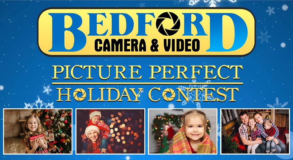 Bedford Camera & Video Picture Perfect Holiday Contest