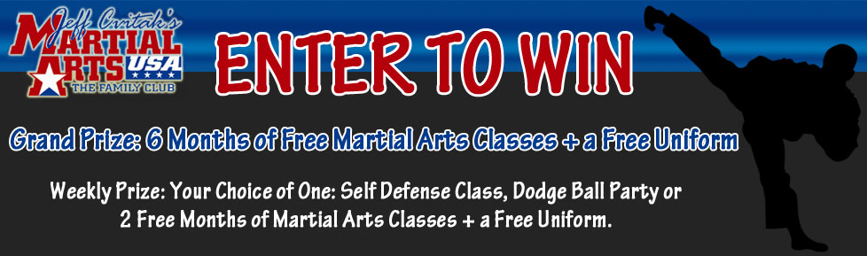 Martial Arts USA Contest