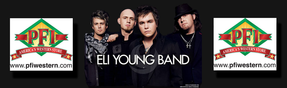 PFI – Eli Young Band Concert Contest